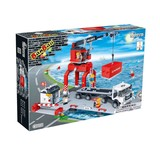 Building blocks of transportation set 538 pcs