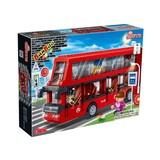 Building blocks of transportation set 412 pcs