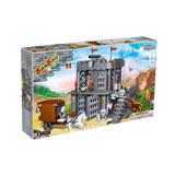 Building blocks of Black Sword 705 pcs
