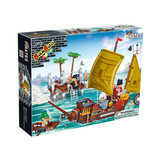 Building blocks of Pirates set 502 pcs