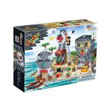 Building blocks of Pirates set 440 pcs