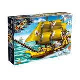 Building blocks of Pirates set 503 pcs