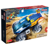 Building blocks of Turbo Power (pull back car) 66 pcs