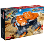 Building blocks of Turbo Power (pull back car) 81 pcs