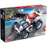 Building blocks of Turbo Power (pull back car) 102 pcs
