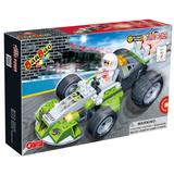 Building blocks of Turbo Power (pull-back car ) 92 pcs