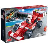 Construction building blocks of Turbo Power(pull back car) 102 pcs
