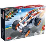 Construction building blocks of Turbo Power(pull back car) 86 PCS