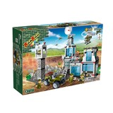 Construction building blocks of Defence Force 560 pcs