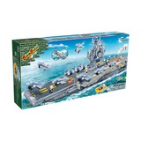 Construction building blocks of Defence Force 2580 pcs