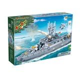 Construction building blocks of Defence Force 458 pcs