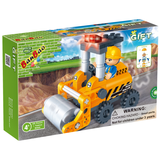 Construction building blocks of Gift series 65 pcs