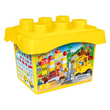 Bucket Big Blocks 71 pcs