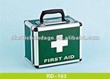 RD 103 Aluminum First Aid Box