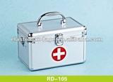 RD 105 Aluminum First Aid Box