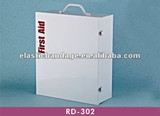 RD 302 Metal Empty First Aid Box