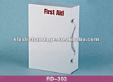 RD 303 Metal Empty First Aid Box