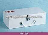 RD 304 Metal Empty First Aid Box