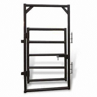 Frame Gate with 4, 5 and 6 Feet Heights and 60mm Pipe Diameter (PB70034)