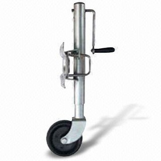 1, 000lb Trailer Jack with Wheel Strong Metal Body (PB80004)