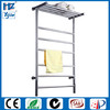 Stainless steel 304 electric heated towel rail