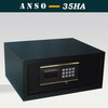 hotel furniture and money safe box with laptop size