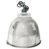 Industrial style PC cover high bay light with plug and hook
