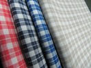 Yarn Dyed Linen Cotton Check for Shirts