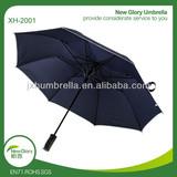 Unique 2 Fold Piping Rain Umbrella
