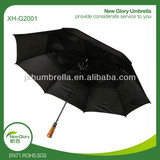 "28""*8K Oem Two Layer Windproof Golf Umbrella Wholesale"