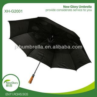 "28""*8K Oem Two Layer Windproof Golf Umbrella Wholesale"