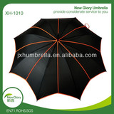 2013 Special Design Straight Binding Promote Umbrella