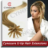 Easy Connect!U tip Hair Extension For Short Hair From Cynosure