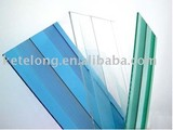Dimensional polycarbonate sheet