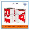 milky protective film for Aluminium Profiles