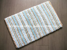 Three Layer Cecily Stripe Bath Mat (HF-12A197)