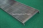 Slimline V Profile Stainless Steel Grating--DM25