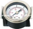 Standard 50mm Axial Pressure Gauge (Y50ZCU3)