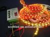 ws2811 LED Strip,64LED/m IC addressable ws2811 LED Strip