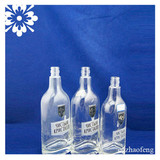 750mlRussian Stytle Vodka Clear Super Quality Good Supplier Crystal Decal Whiskey Brandy Wine Glass Beverage Juice Water Bottles