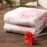 100% cotton printed beach towel(G3754)