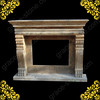 Antique Stone Fireplace (GS-SF-031)