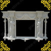 Stone Carving Fireplace (GS-FF-029)