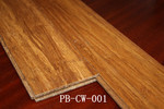 Carbonized Strand Woven Bamboo Flooring (T&G) (PB-CW-001)