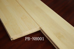 Solid Bamboo Floor Natural Horizontal (PB-NH001)