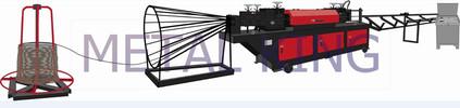 Hydraulic Rebar Straightening and Cutting Machine (GJH-14)