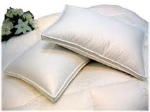 White Duck Down Pillow