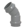 UPVC Fittings for Water Supply with Rubber Ring Joint DIN Standard PN10