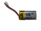 Ultra Thin Li-Polymer Battery 50mAh 10c Rate for Bluetooth Headset