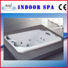 Square Wall-in Modern Bathtub (AT-0507)